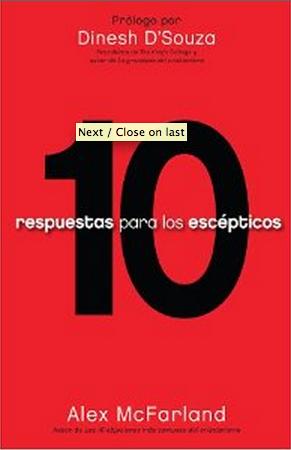 10 Respuestas para los Escepticos