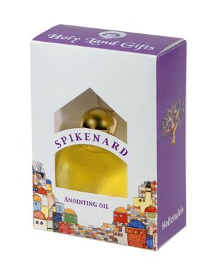 Aceite Spikenard Nardo 1/2 oz
