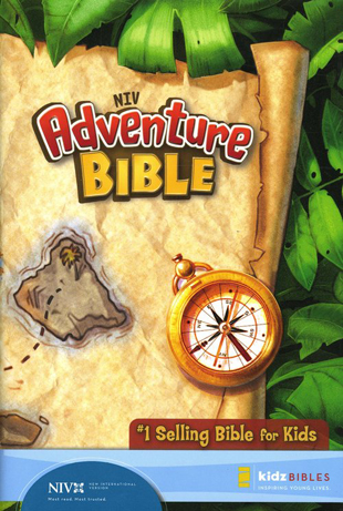 Adventure Bible NIV Hard Cover