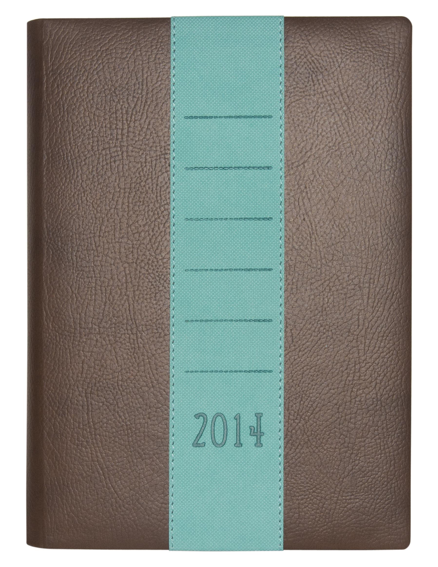Agenda 2014 - Verde y Cafe