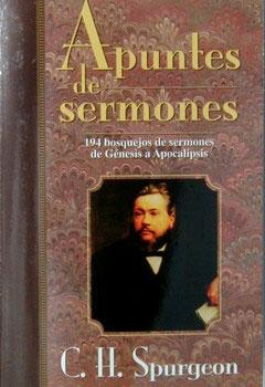 Apuntes de Sermones - Spurgeon