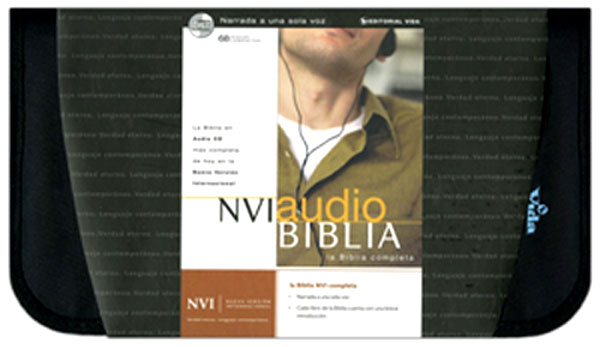 Audio Biblia En Cd NVI