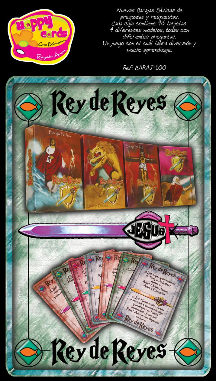 Barajas Biblicas Rey de Reyes