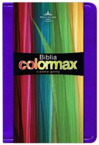 Biblia ColorMax Violeta Party