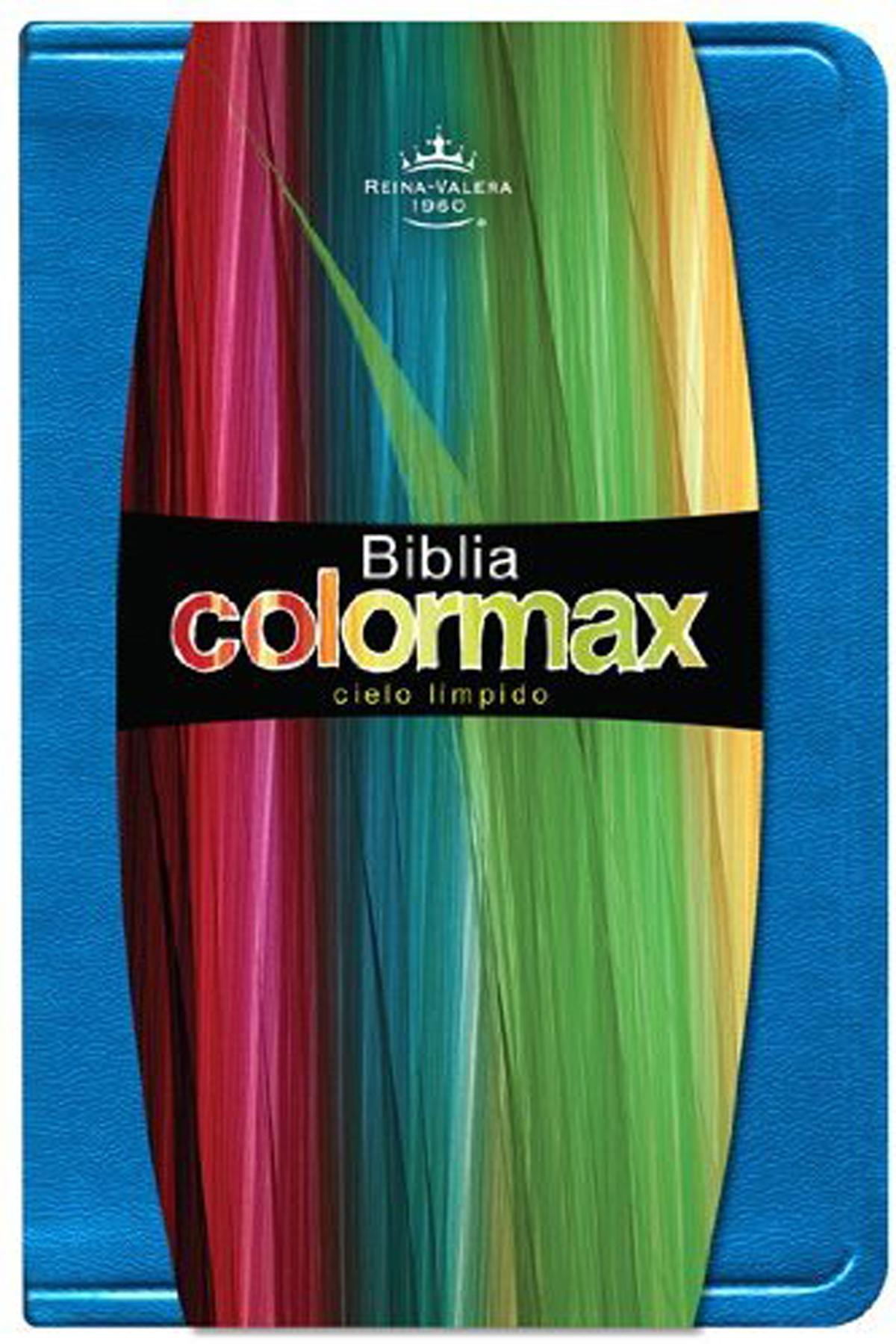 Biblia Colormax Cielo Limpido