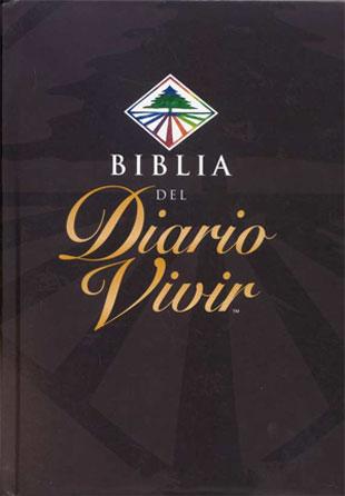 Biblia Del Diario Vivir De Estudio rvr 1960 tapa dura con indice