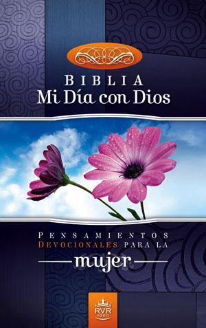 Biblia Mi Dia con Dios RVR60 Tapa rustica
