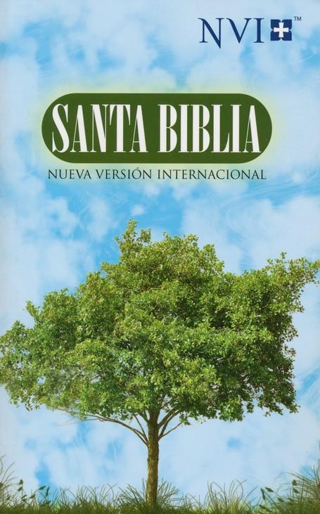 Biblia NVI Economica Misionera Arbol