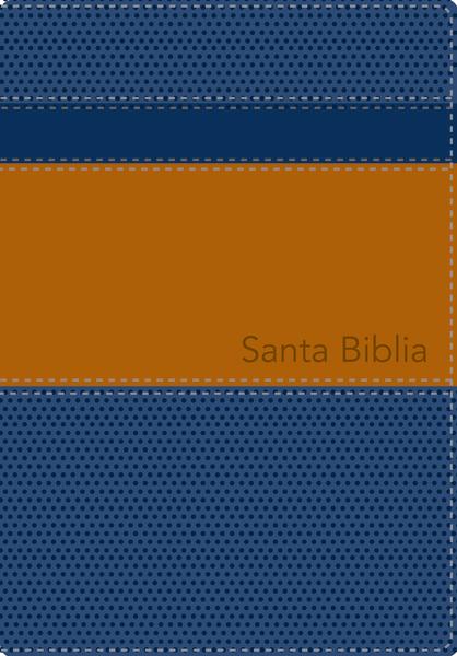 Biblia de Estudio Ryrie RVR 60 Dos tonos