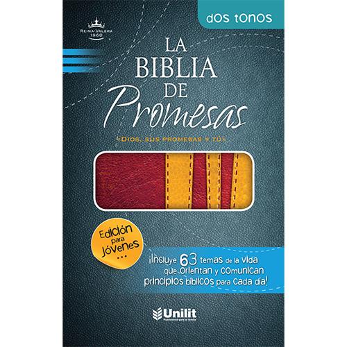 Biblia de promesas – Edición jóvenes Con Concordancia