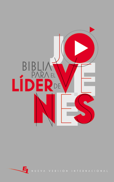 Biblia para el Líder de Jóvenes Tapa Dura