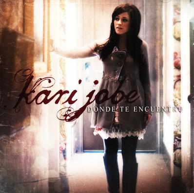 CD Donde te Encuentro - Kari Jobe