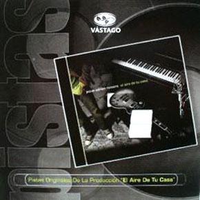 CD Pista Aire De Tu Casa - Jesus adrian