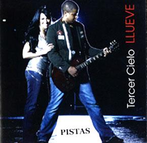 CD Pista - Llueve - Tercer Cielo