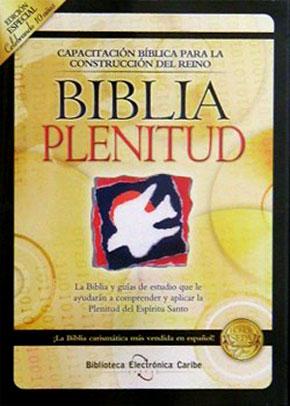 CD-ROM - Biblia Plenitud