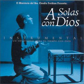 CD - A Solas con Dios - Claudio
