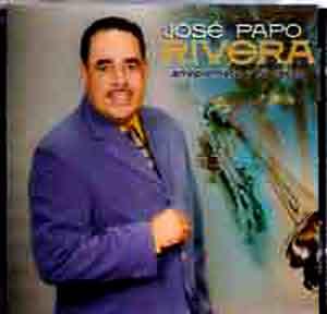 CD - Arrepientete Y Tu Veras - Jose papo rivera