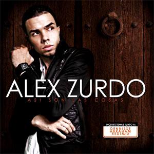 CD - Asi Son Las Cosas - Alex Zurdo