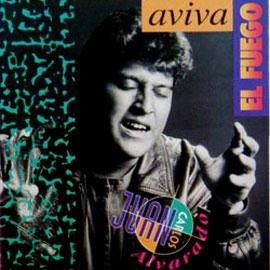 CD - Aviva El Fuego - Juan Carlos