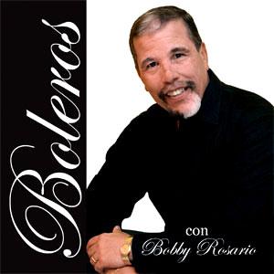 CD - Boleros Con Bobby Rosario