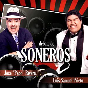 CD - Debate de Soneros - Jose Papo rivera - samuel prieto