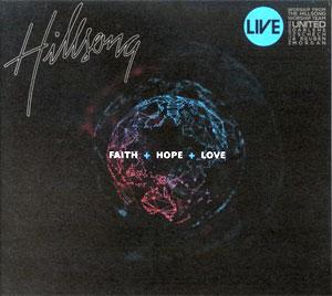 CD - Faith+Hope+Love - Hillsong united