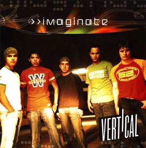 CD - Imaginate - Vertical