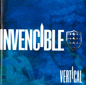 CD - Invencible - Vertical