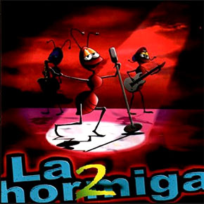 CD - La Hormiga Vol 2