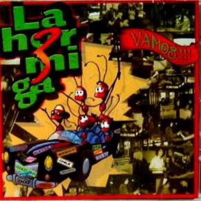 CD - La Hormiga 3