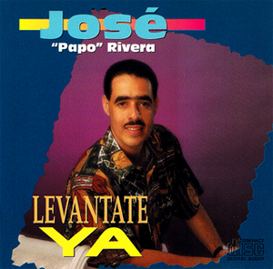 CD - Levantate Ya - Jose Papo Rivera