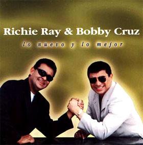CD - Lo Nuevo y Lo Mejor - Richie