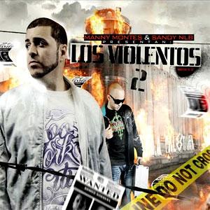 CD - Los Violentos 2 - Manny Montes
