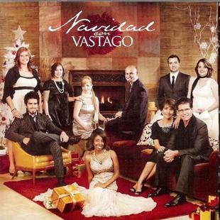 CD - Navidad Con Vastago - Jesus adrian romero - varios