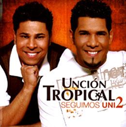 CD - Seguimos Unidos - Uncion