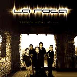 CD - Siempre Estas Ahi - La Roca