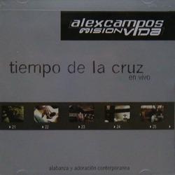 CD - Tiempo De La Cruz - Alex C