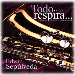 CD - Todo Lo Que Respira - Edwin