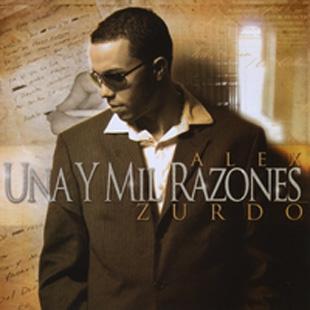 CD - Una y Mil Razones - Alex Zurdos