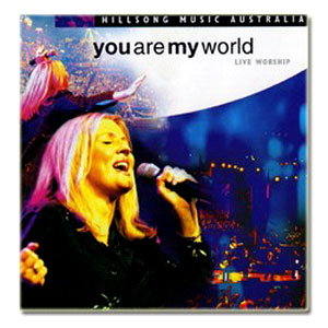 CD - You Are My World - Hillsong