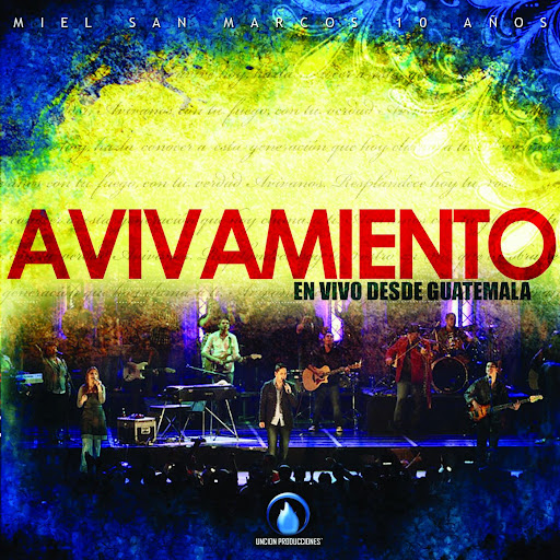 CD – Avivamiento - Miel San Marcos