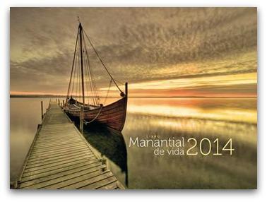 Calendario Manantial de Vida 2014 - NVI (docena)