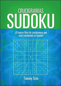 Crucigramas Sudoku - Tammy Seto