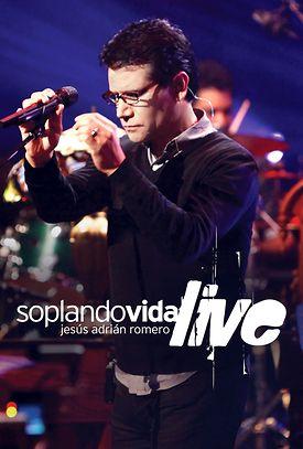 DVD Soplando Vida - Jesus Adrian Romero
