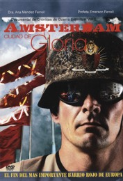 DVD - Amsterdam Ciudad de Gloria - ana mendez