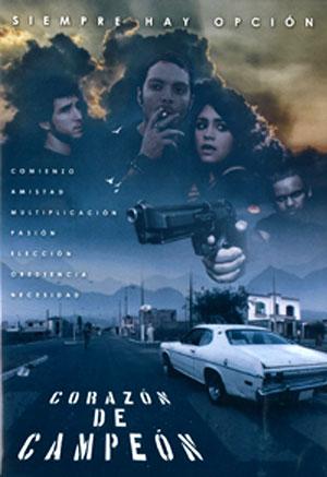 DVD - Corazon De Campeon