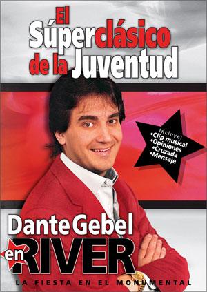 DVD - Dante Gebel En River