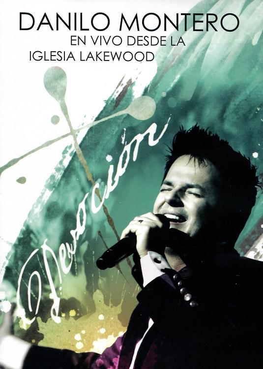 DVD - Devocion - Danilo Montero