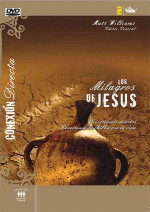 DVD - Los Milagros de Jesus - Conexion profunda