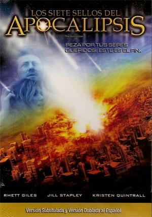 DVD - Los Siete Sellos del Apocalipsis -